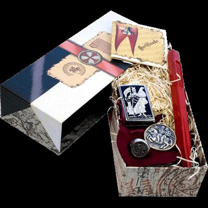 Templar Knight Gift Set #2 by Marto