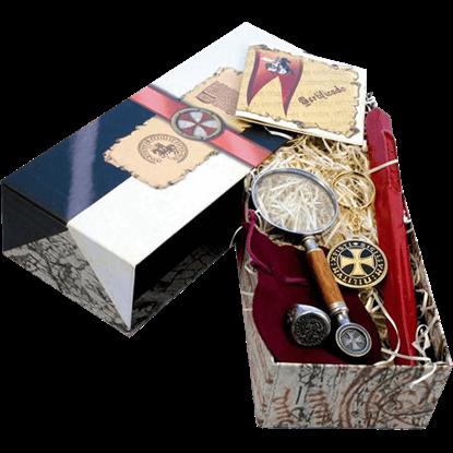 Templar Knight Gift Set #3 by Marto