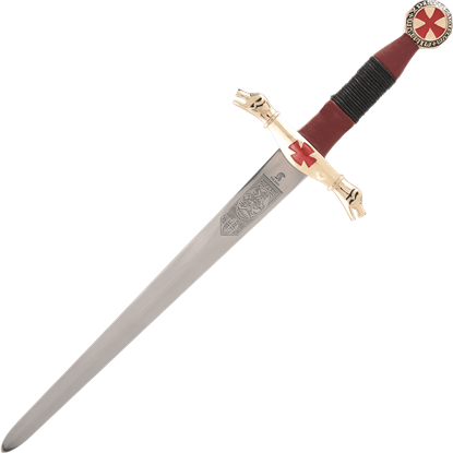 Crusader Daggers, Knights Daggers, and Templar Daggers from