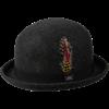 Bowler Derby Wool Hat