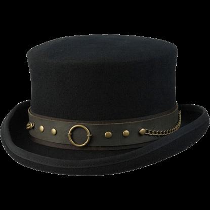 Jubilee Steampunk Top Hat