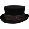 Rocky Road Steampunk Top Hat