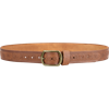 Woodland Embossed Buckle Belt