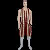 Red and Ivory Men's Royal Renaissance Set