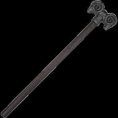 Battle-Worn Vordr LARP Hammer