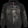 Draco Skull Hoodie