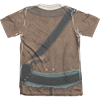 Be A Pirate Vintage Feel T-Shirt