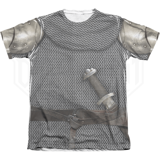 Be A Knight Vintage Feel T-Shirt