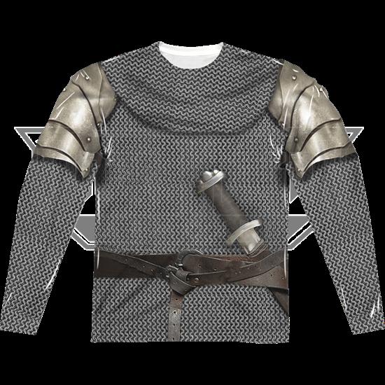 Be A Knight Long Sleeve T-Shirt