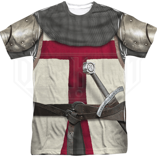 Knightfall Crusader T-Shirt