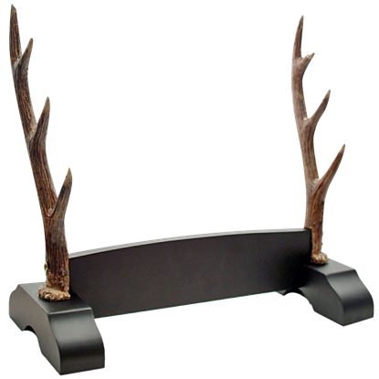 Antler Triple Sword Stand