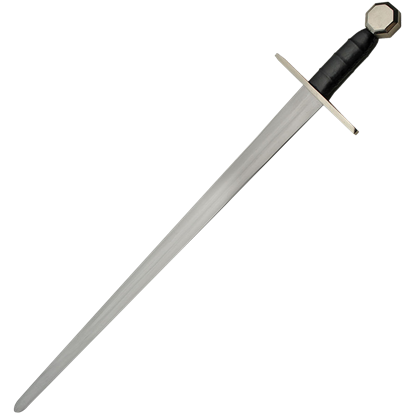 Medieval Knight Sword with Scabbard Belt