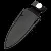 Slim Color Wood Boot Knife