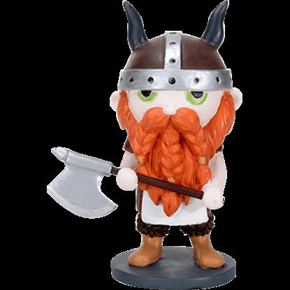 Bloodaxe Mini Norse Statue