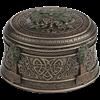 Oak Tree Greenman Trinket Box
