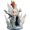 Crystal Fairy Statue