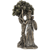 Athena and Olive Tree Statue