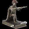 Roman Commander Pen Holder with Letter Opener Sword