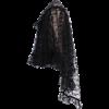Whitby Lace Applique Gothic Cape