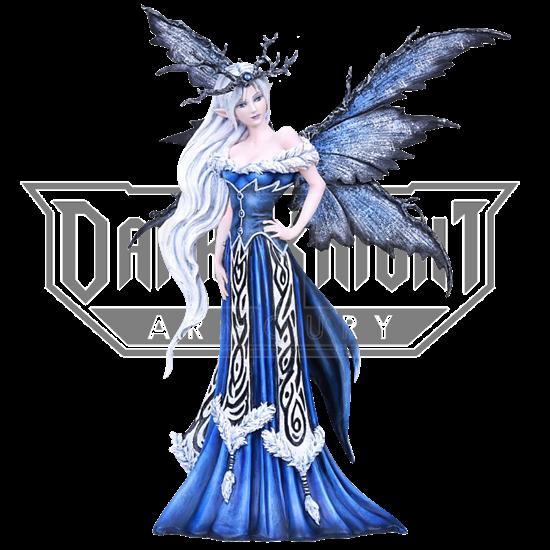 Winter Fairy Queen Statue