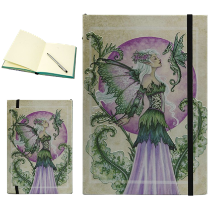 Discovery Embossed Fairy Journal