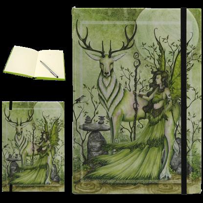Guardian Embossed Fairy Journal