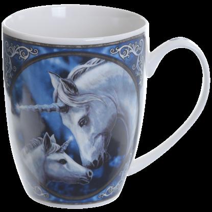 Sacred Love Unicorn Mug