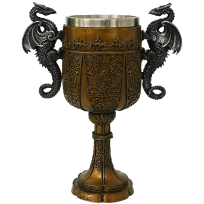 Double Dragon Chalice