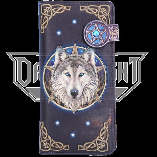 Wild One Wolf Wallet