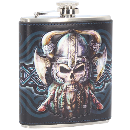 Danegeld Viking Hip Flask