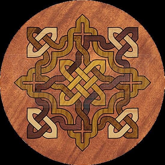 Celtic Knot Coaster Set