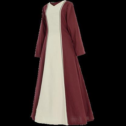 Sigrid Cotton Viking Dress