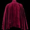 Regal Fleur de lis Short Cloak
