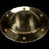 Brass Shield Boss
