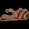 Brown Sword Frog - Left Hand