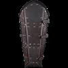 Quintus Leather Greaves - Premium Version