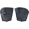 Quintus Leather Pauldrons - Premium Version