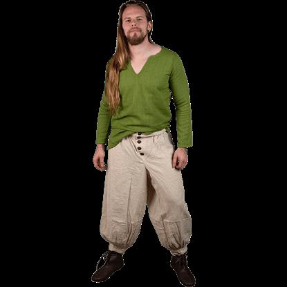 Ataman Linen Trousers