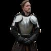 Soldiers Steel Shoulder Armour