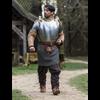 Churburg Armour Set - Polished Steel