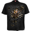 Steampunk Ripped T-Shirt