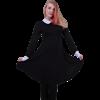 Gothic Peter Pan Collar Dress