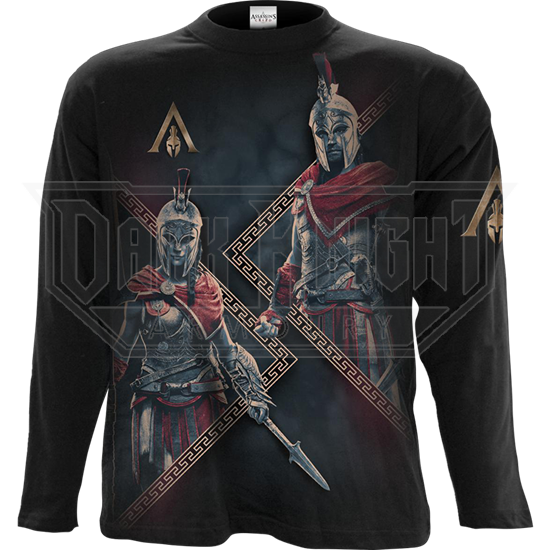 Assassins Creed Odyssey Heroes Long Sleeve T-Shirt