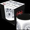 White Wolf Ceramic Mug