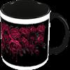 Blood Rose Ceramic Mug