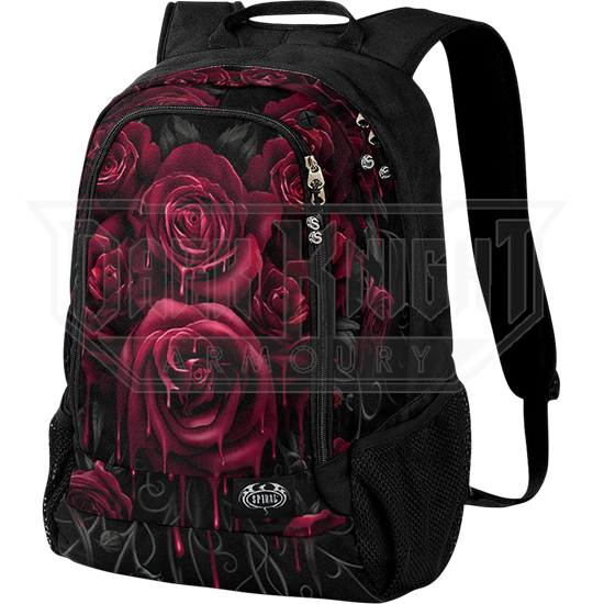 Blood Rose Backpack