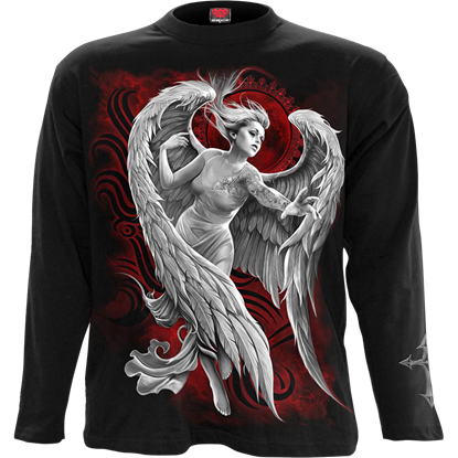 Angel Despair Long Sleeve T-Shirt