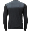 Mens Distressed Gothic Long Sleeve T-Shirt