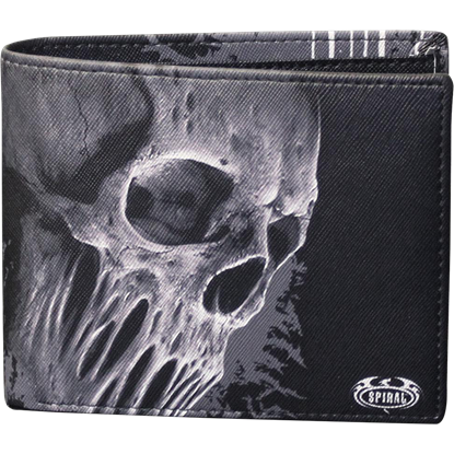 Bat Curse RFID Blocking Bifold Wallet