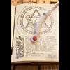 Druid LARP Wand - White